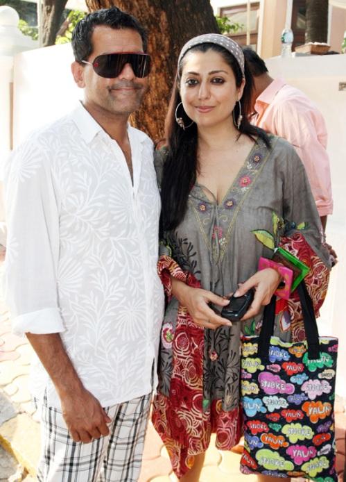 AD and Simone Singh