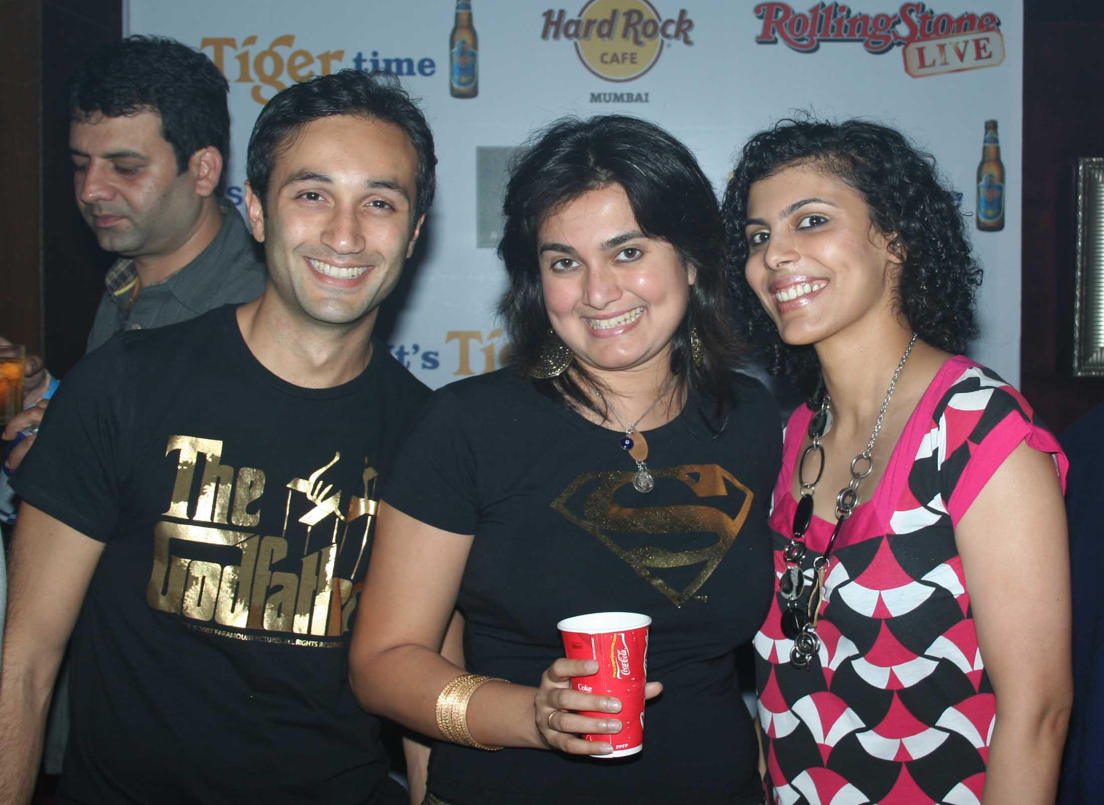 Aditya Hitkari, Divya Palat and Anu Menon of Lola Kutty fame