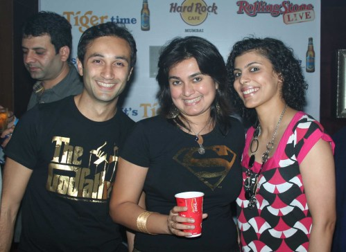 Aditya Hitkari, Divya Palat and Anu Menon of Lola Kutty fame