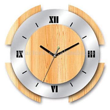 artistic_clock_and_wall_clock