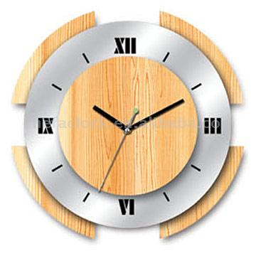 artistic_clock_and_wall_clock