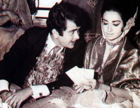 Randhir and Babita (November 6th, 1971)