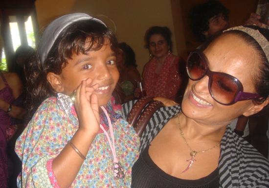 Myra & Bandana Tewari