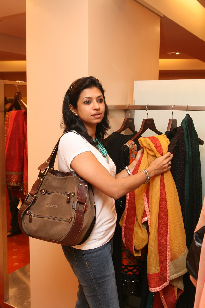Designer Sonali Dalwani