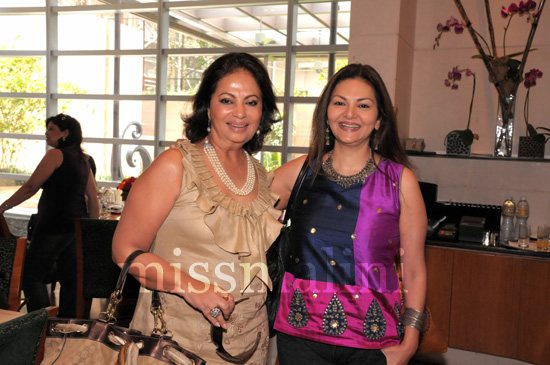 Devieka Bhojwani and Malavi