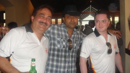 Dilip Joshi, Ash Chandler & Gautam Singhania