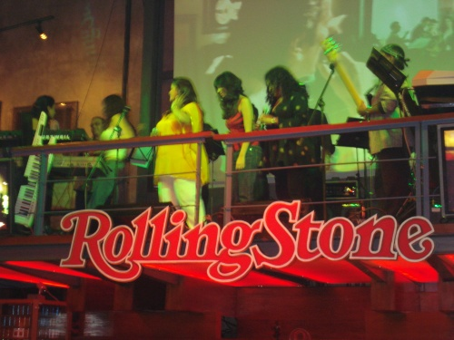 Rolling Stone launch April 2008