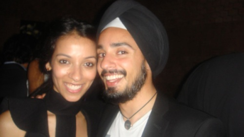 Preethi and Sonny Caberwal