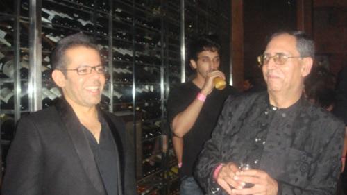 Vikram Raizada and Anil Chopra