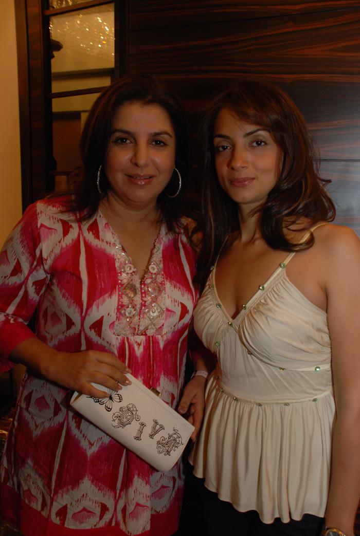 Farah Khan & Seema Khan