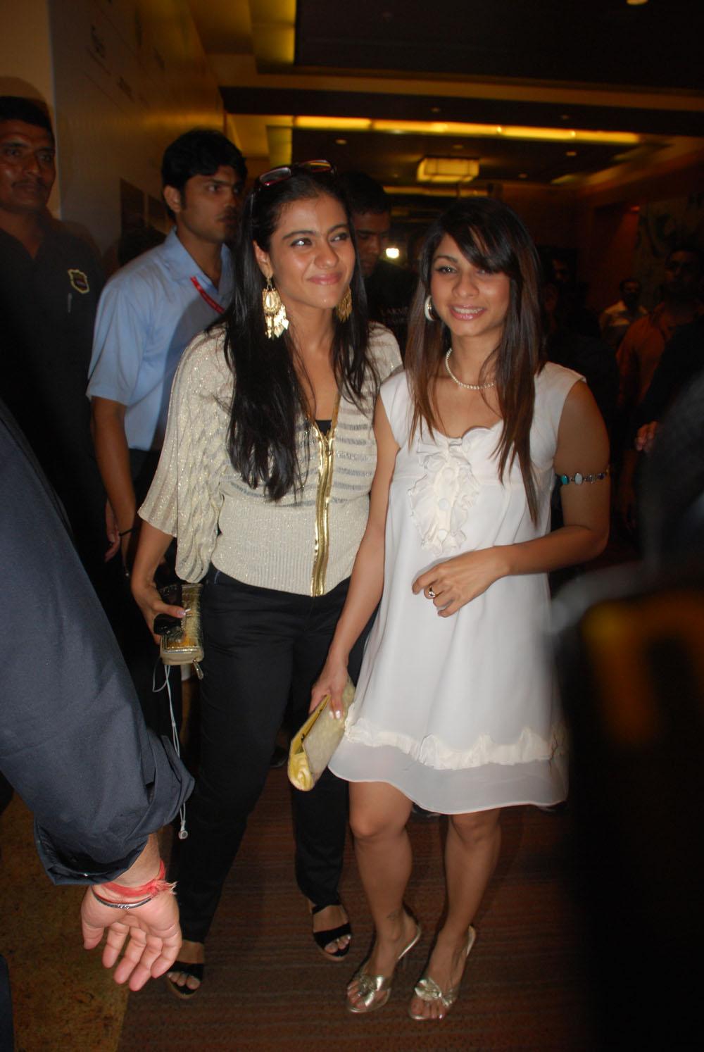 Kajol & Tanisha