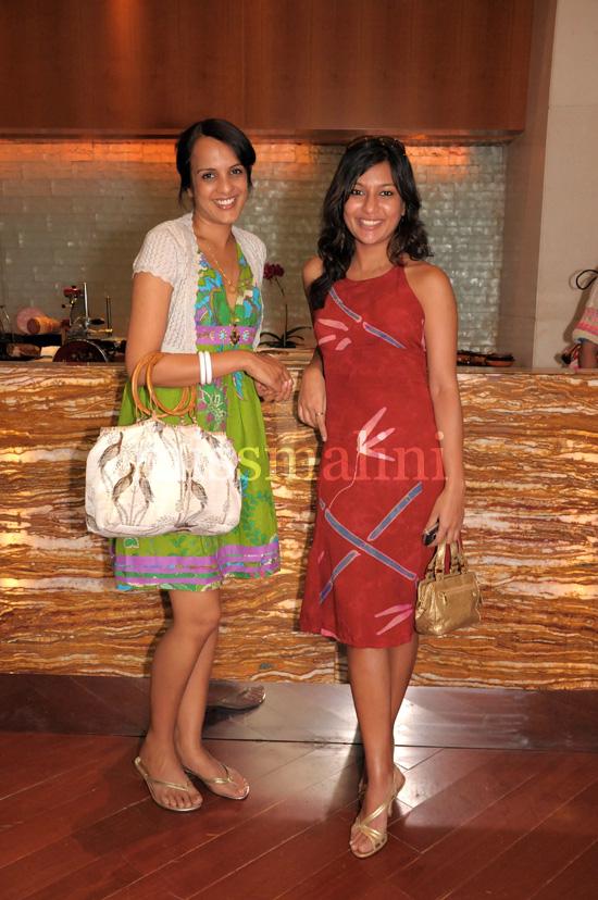 Sheetal Vyas and missmalini