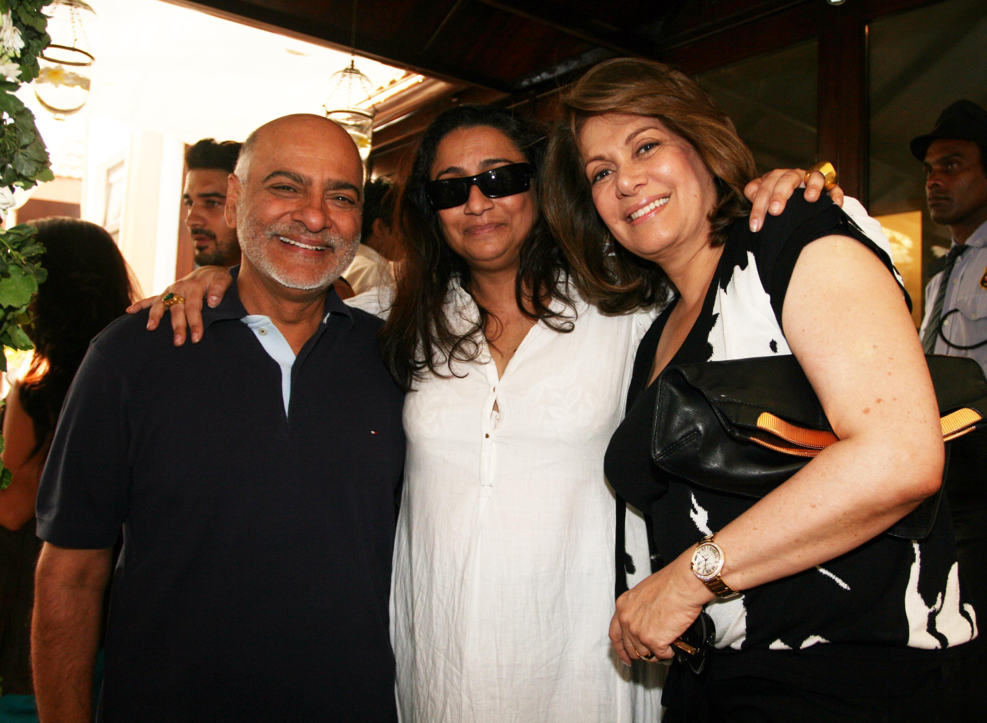 Mohan Guni, Murjani and Malini Akerkar