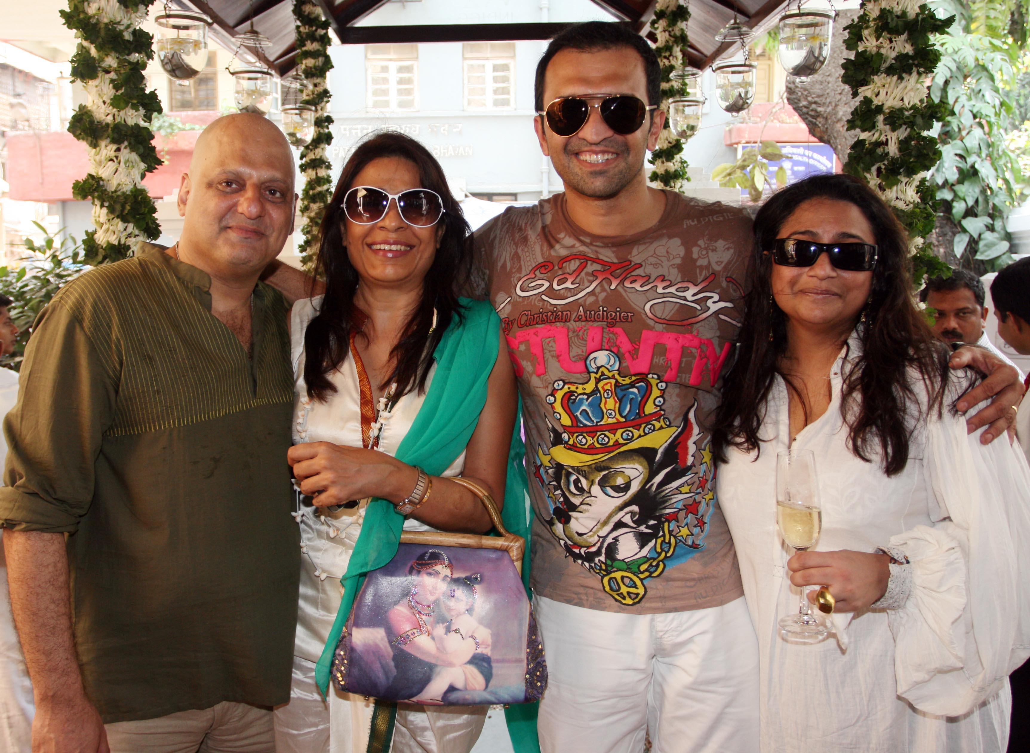 Rahul Akerkar, Rashmi Uday Singh, Atul Kasbekar & Malini Akerkar