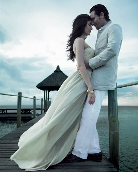 Kareena Kapoor and Saif Ali Khan