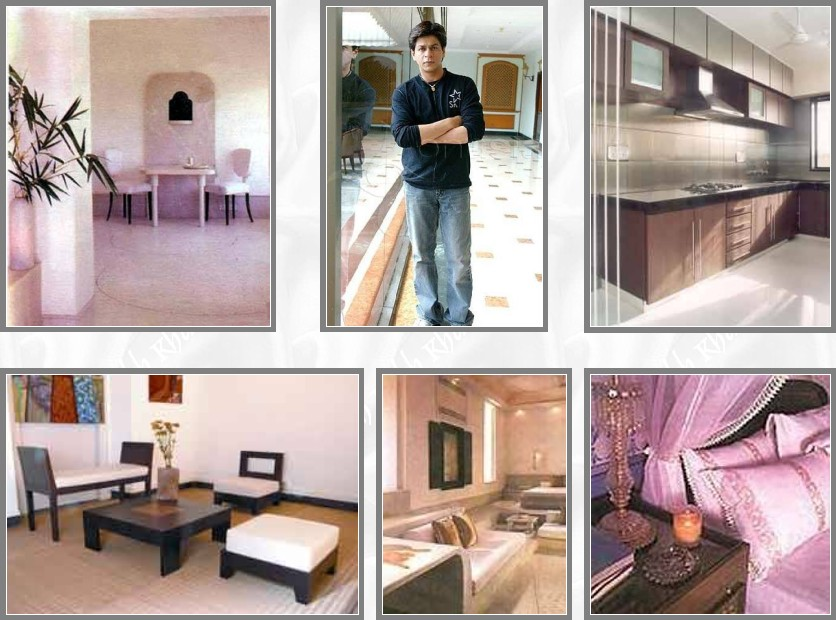 What 39 s inside king khan 39 s palace missmalini Shahrukh khan home inside