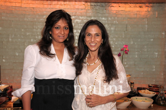 Sharmilla Khanna and Shobha