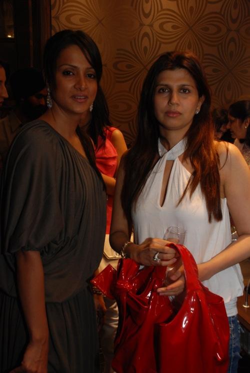 Tanya Deol & Paulomi Sanghavi