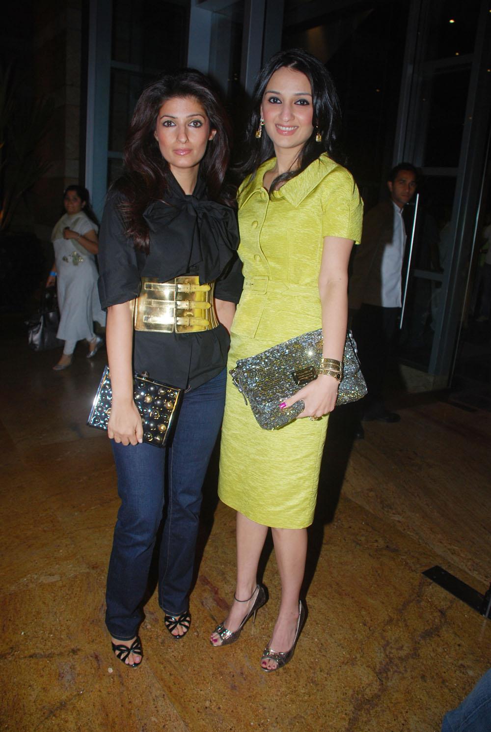 Twinkle Khanna & Anu Dewan