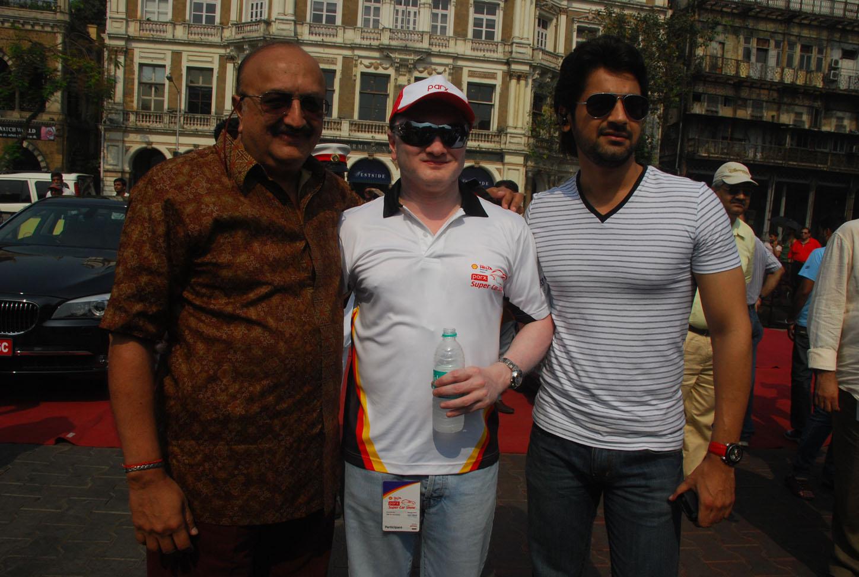 Vijay Path,Guatam Singhania with Arjan Bajwa