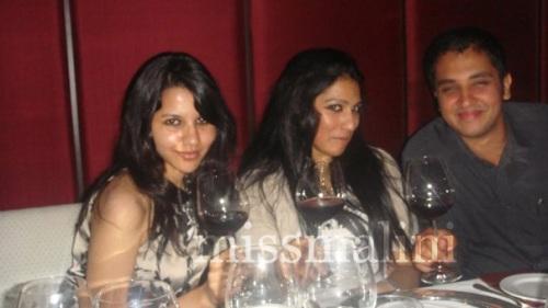 Zainab Barodawala, Aishwarya Nai and Bhisham Mansukhani
