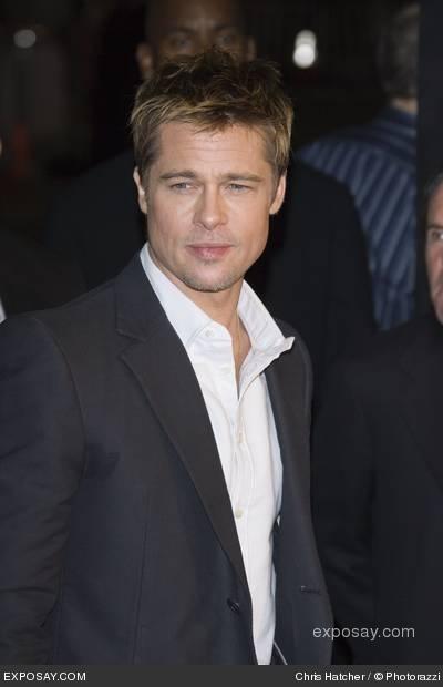 Brad Pitt (photo courtesy exposay.com)