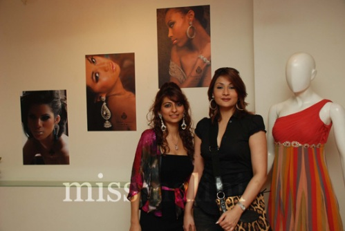 Honey lulla with Urvashi Dholakia