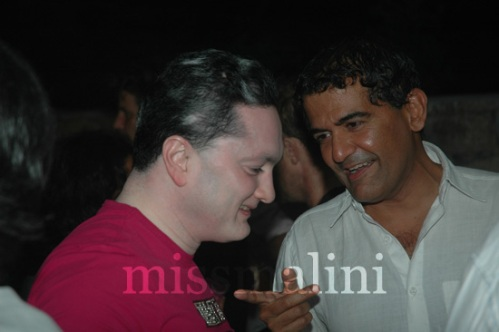 Gautam Singhania and A.D. Singh