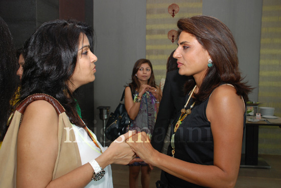 Jyoti Gwalani and Sangeeta