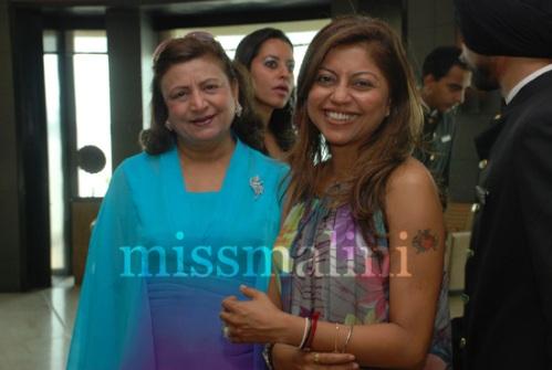 Mona Narang and Priya Aila