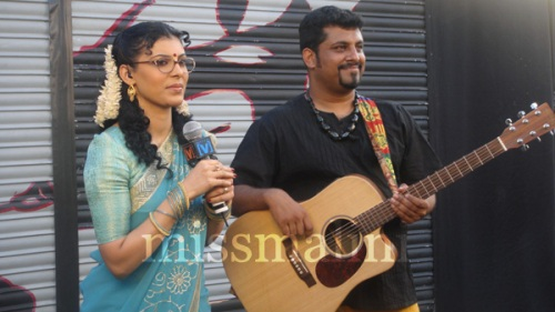 Lola Kutty and Raghu Dixit