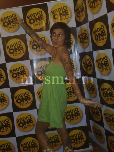 Sapna Bhavnani @ Radio One