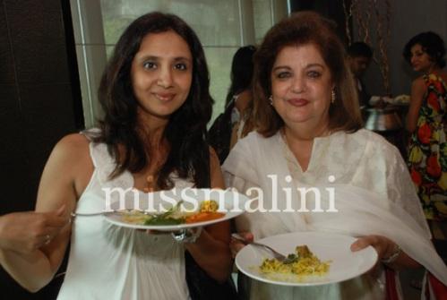 Sonali Sachdev and Mahbanoo Kotwal