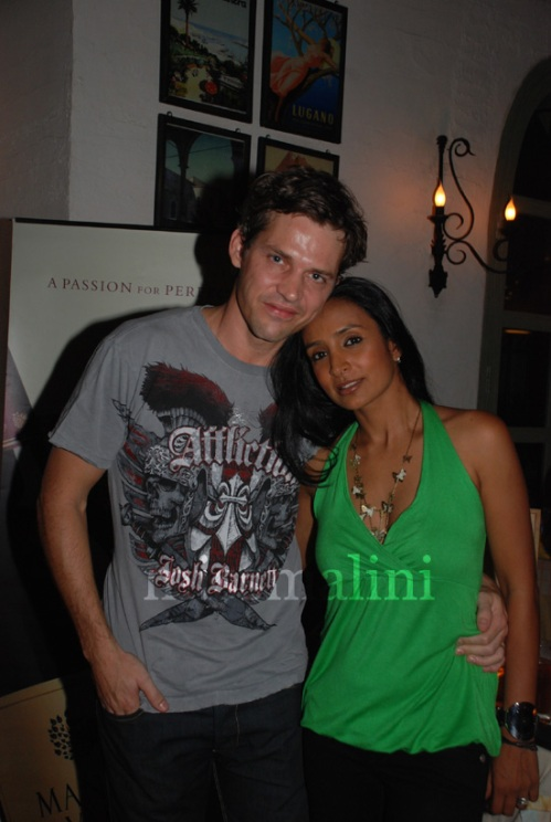 Lars Kjeldsen and Suchitra Pillai