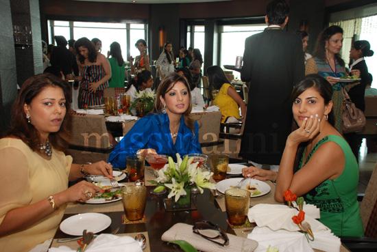 Vanita Bhandari, Nayantara Thacker & Parizad Kolah Marshall