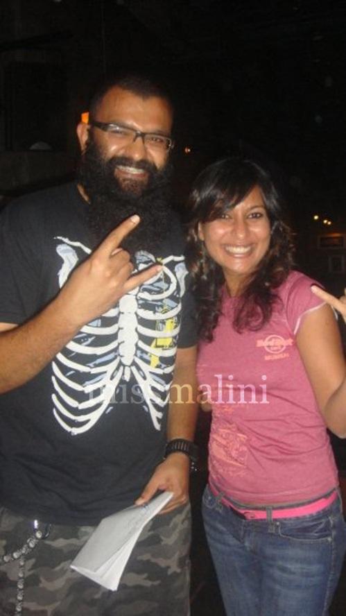 Vinay Venkatesh & missmalini