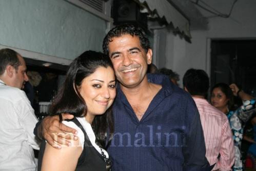 Sabina and A.D. Singh