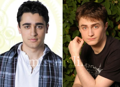Imran Khan and Daniel Radcliff