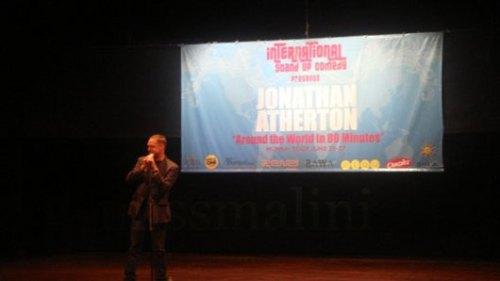 Jonathan Atherton