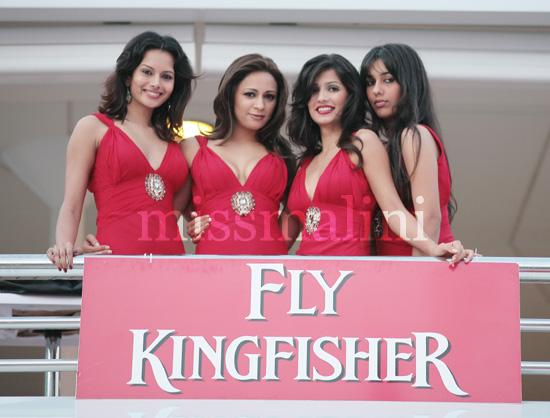 The Kingfisher Girls