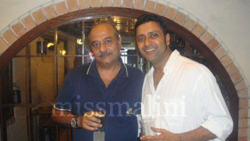Kishore Bajaj and Ash Chandler