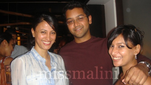 Reshma Bombaywala, Nowshad Rizwanullah and missmalini