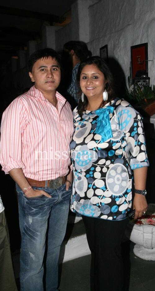 Samir and Palak Sheth