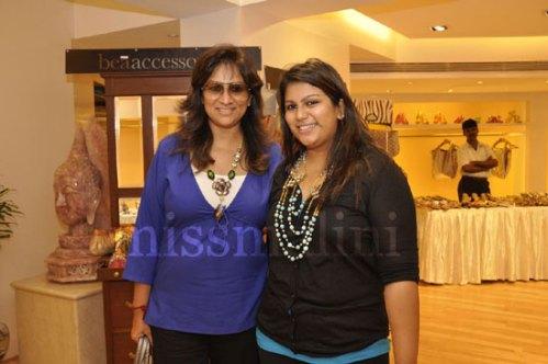 Sharmila & Shaan Khanna