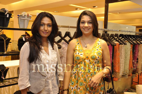 Smita Sawhney and Larra Shah
