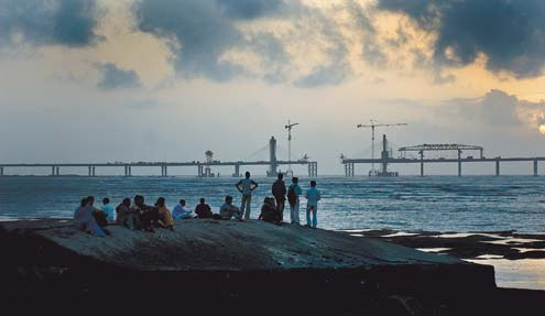BANDRA-WORLI-SEA-LINK-PROJE